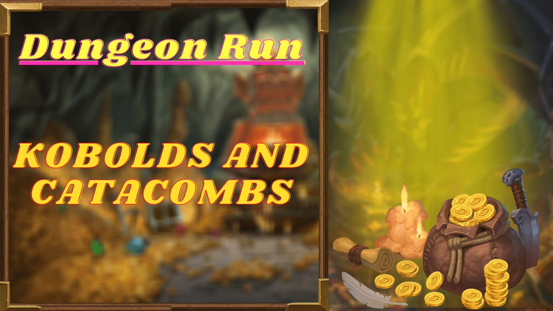 Dungeon run: Kobolds and Catacombs GBD - e2p.com