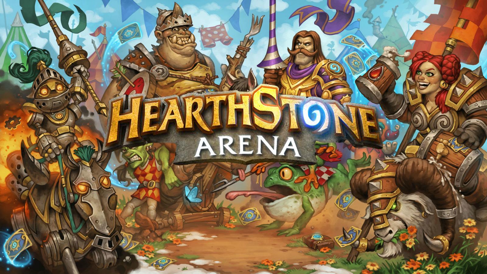 Hearthstone: Arena Boost (Region Asia) Sedovlasiy - e2p.com