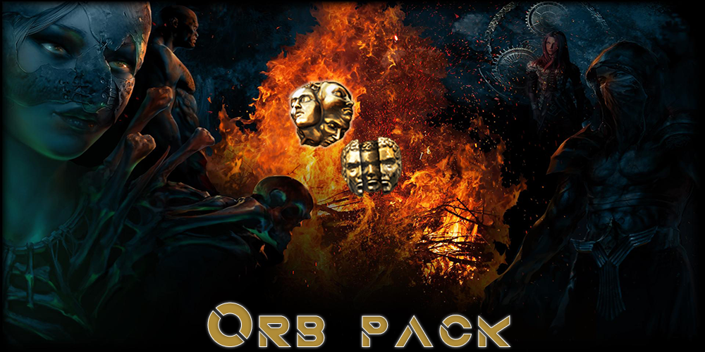 VIP ORB PACK METAMORPH STANDART LEAGUE Hi2u - e2p.com