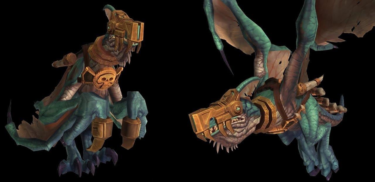 Glory of the Dazar'alor Raider MythicBooster - e2p.com