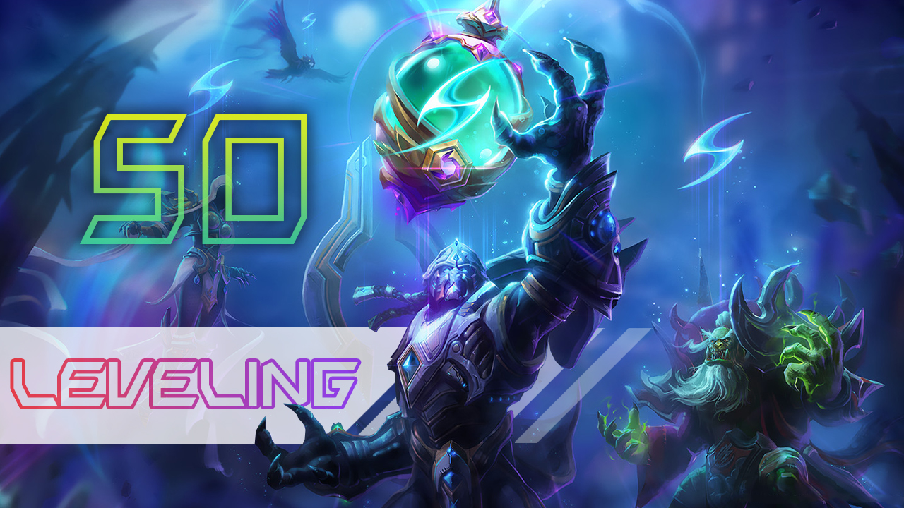 Heroes of the Storm: Leveling - 50 levels GBD - e2p.com