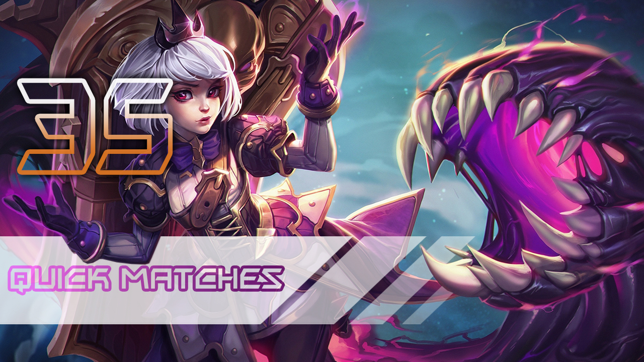 Heroes of the Storm: Quick Matches 35 games GBD - e2p.com