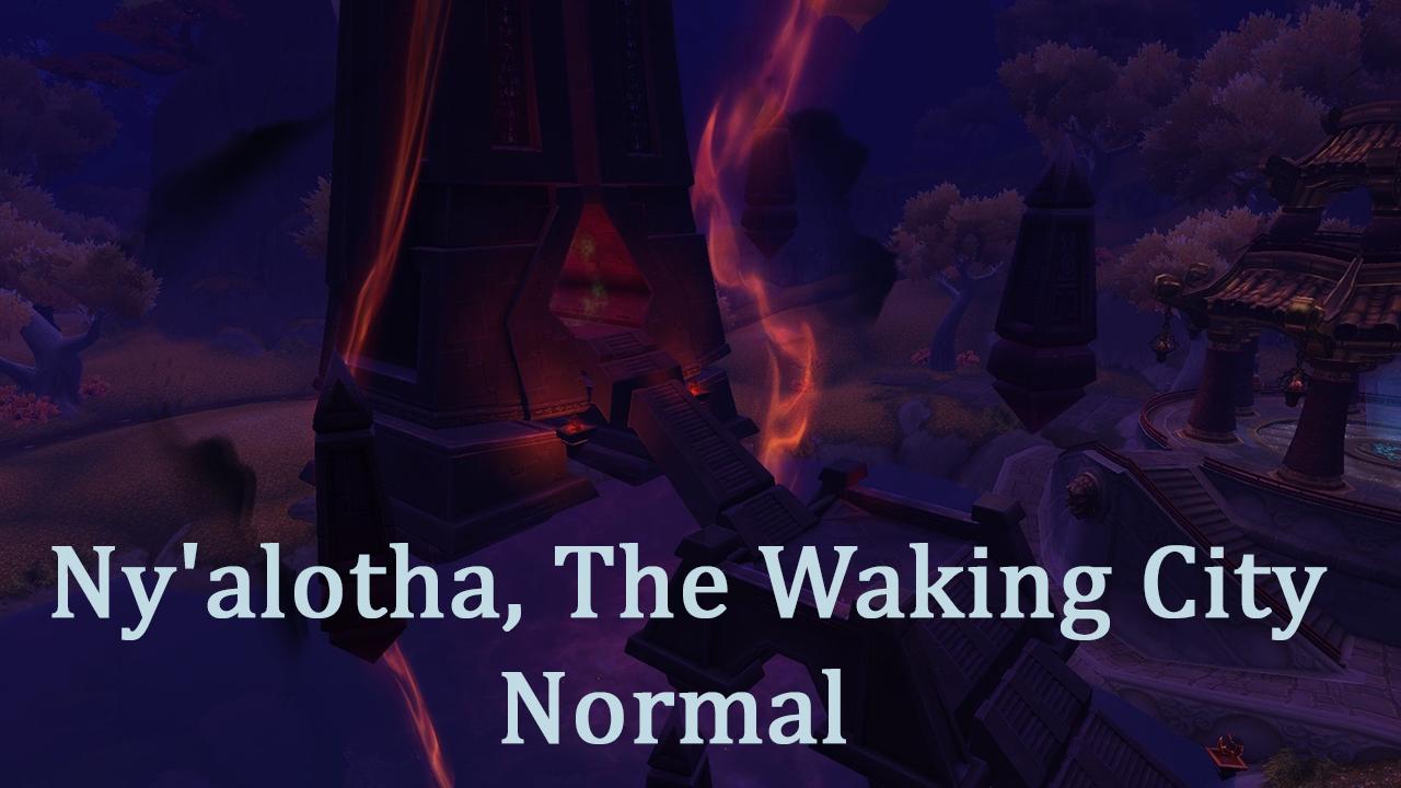 Ny'alotha, the Waking City Normal Run