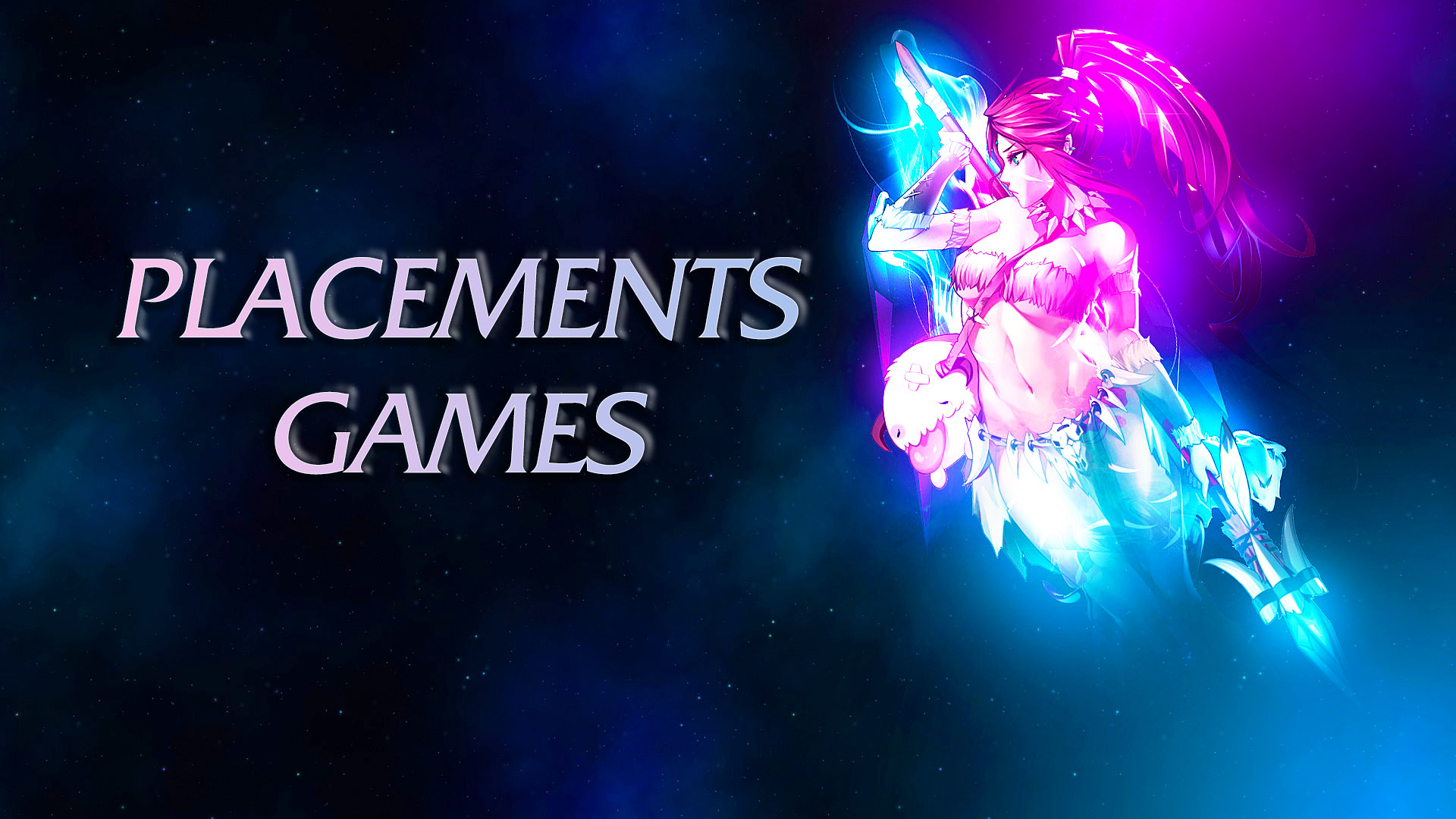 PLACEMENT GAMES (PLATINUM) ThisIsHarley - e2p.com