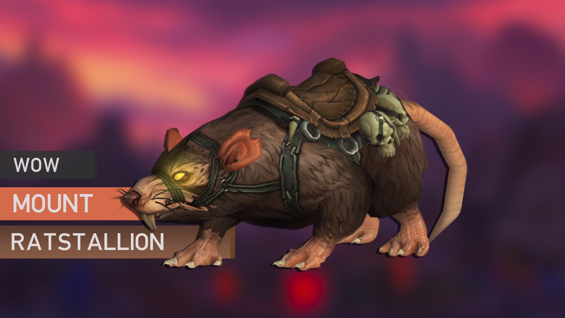 Ratstallion Mount BluMod - e2p.com
