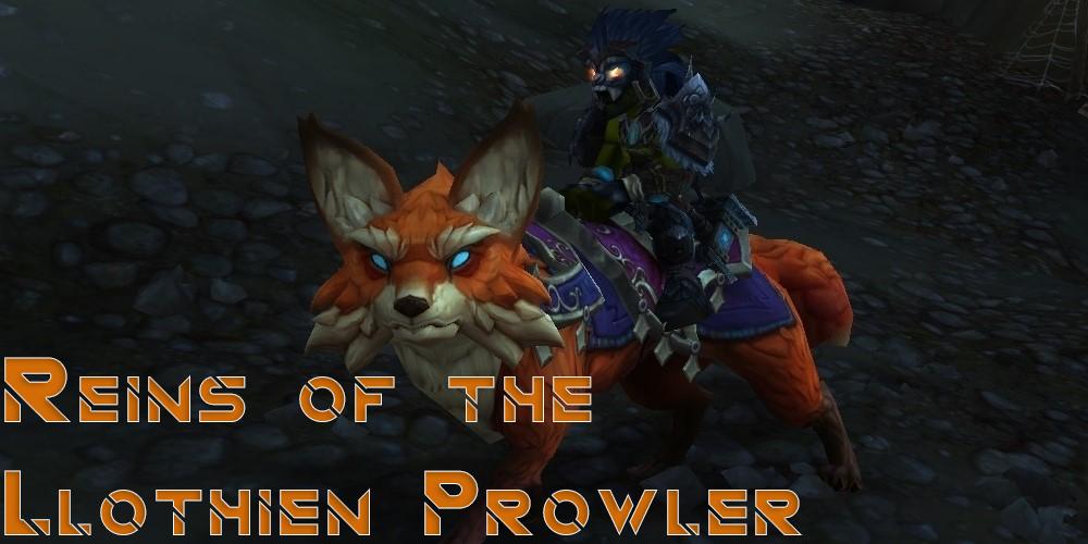 Reins of the Llothien Prowler Hi2u - e2p.com