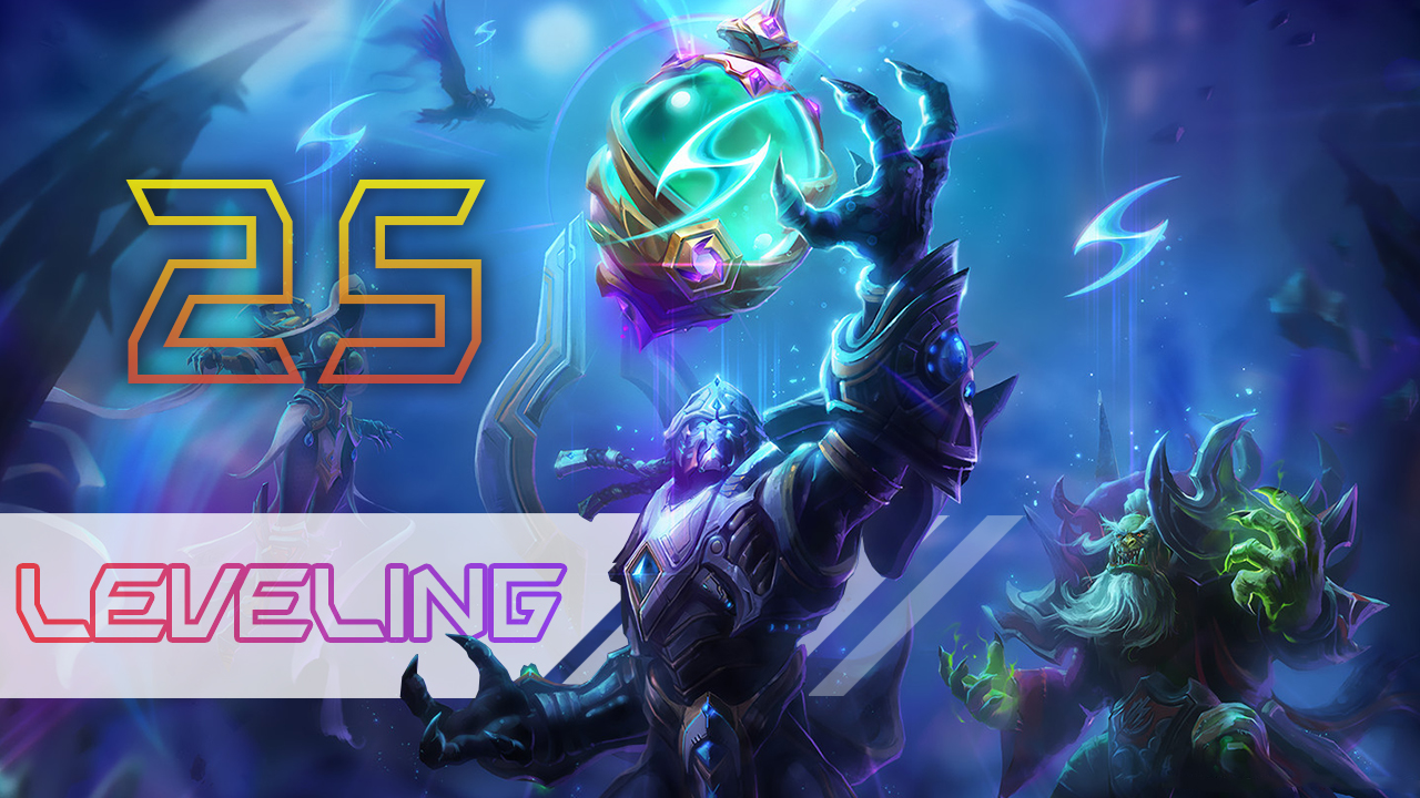 Heroes of the Storm: Leveling - 25 Levels Bluray - e2p.com