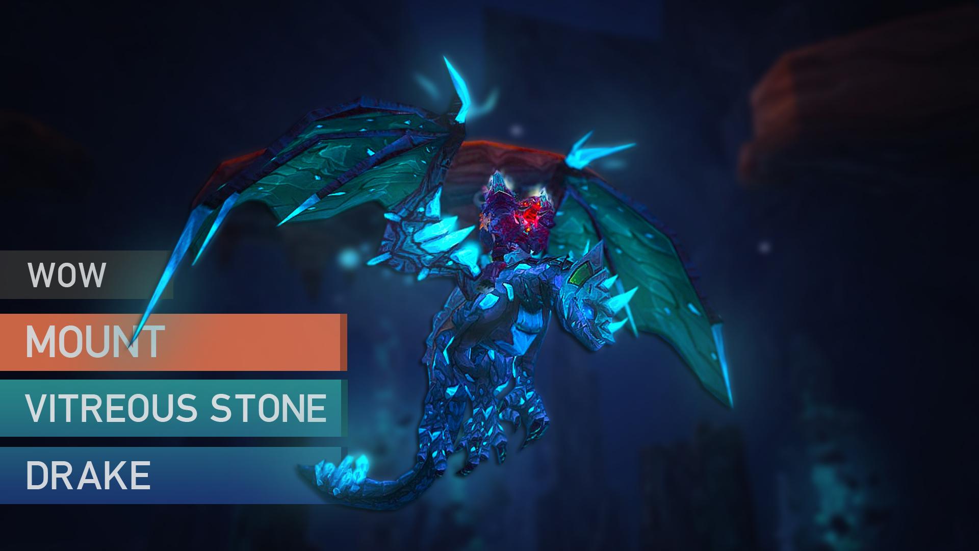 Vitreous Stone Drake Mount GBD - e2p.com