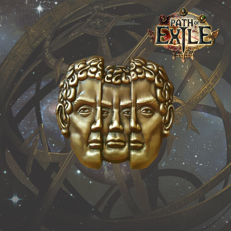1 Path of Exile Redeemer's Exalted Orb GBD - e2p.com