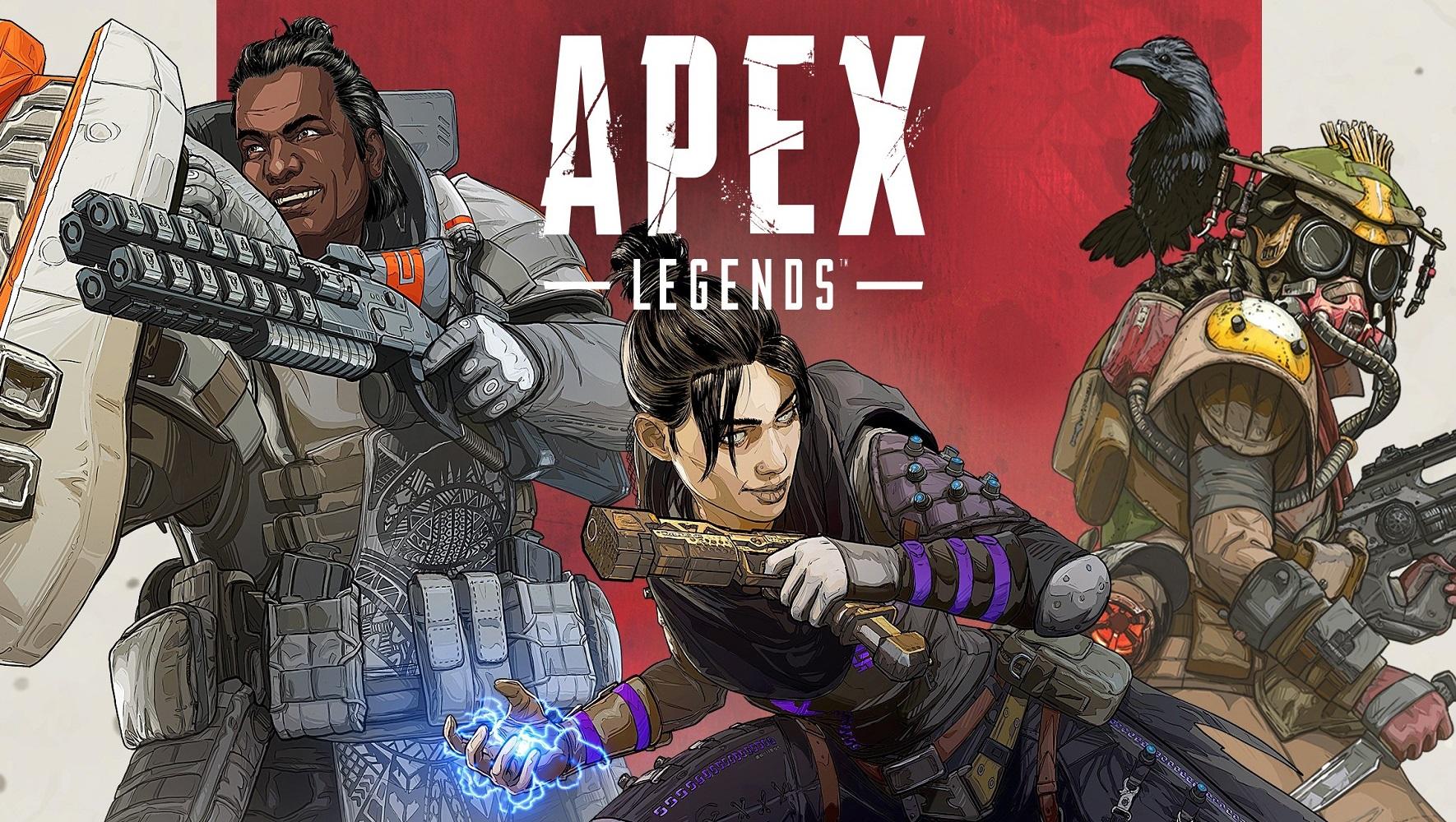 Apex Legends Coaching 4 hr ApexTeam - e2p.com