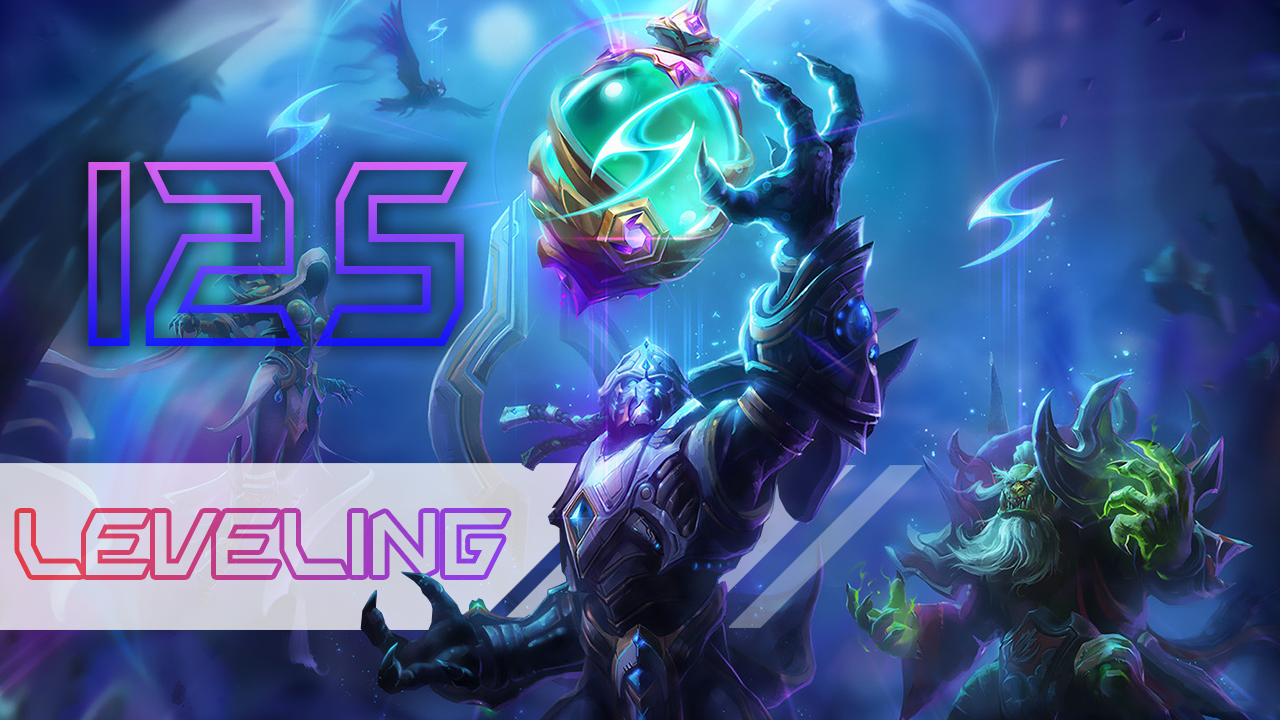 Heroes of the Storm: Leveling - 125 levels Bluray - e2p.com