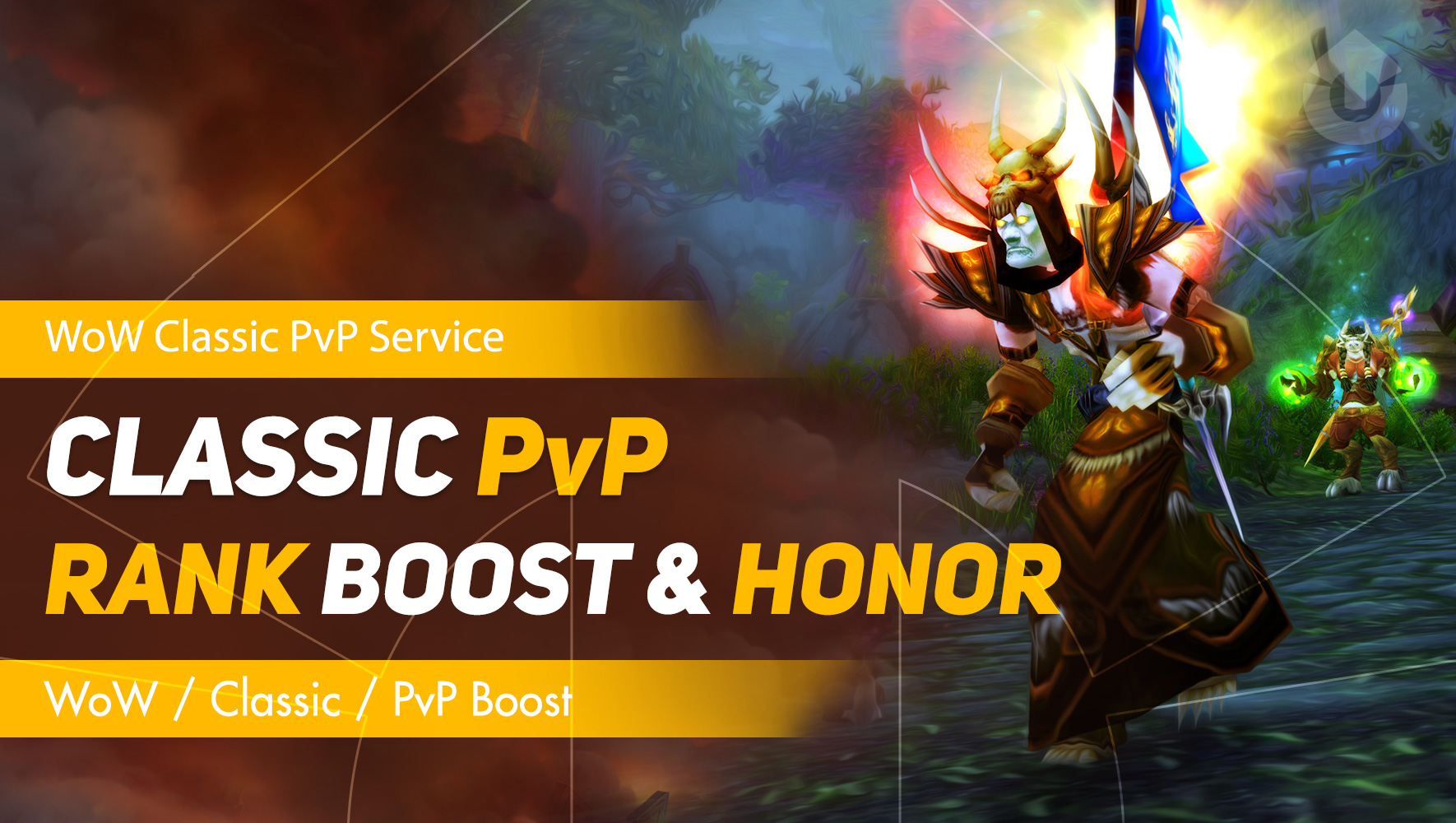 WoW Classic PvP | Rank Boost GBD - e2p.com