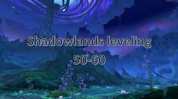 Shadowlands Leveling Crash215 - e2p.com
