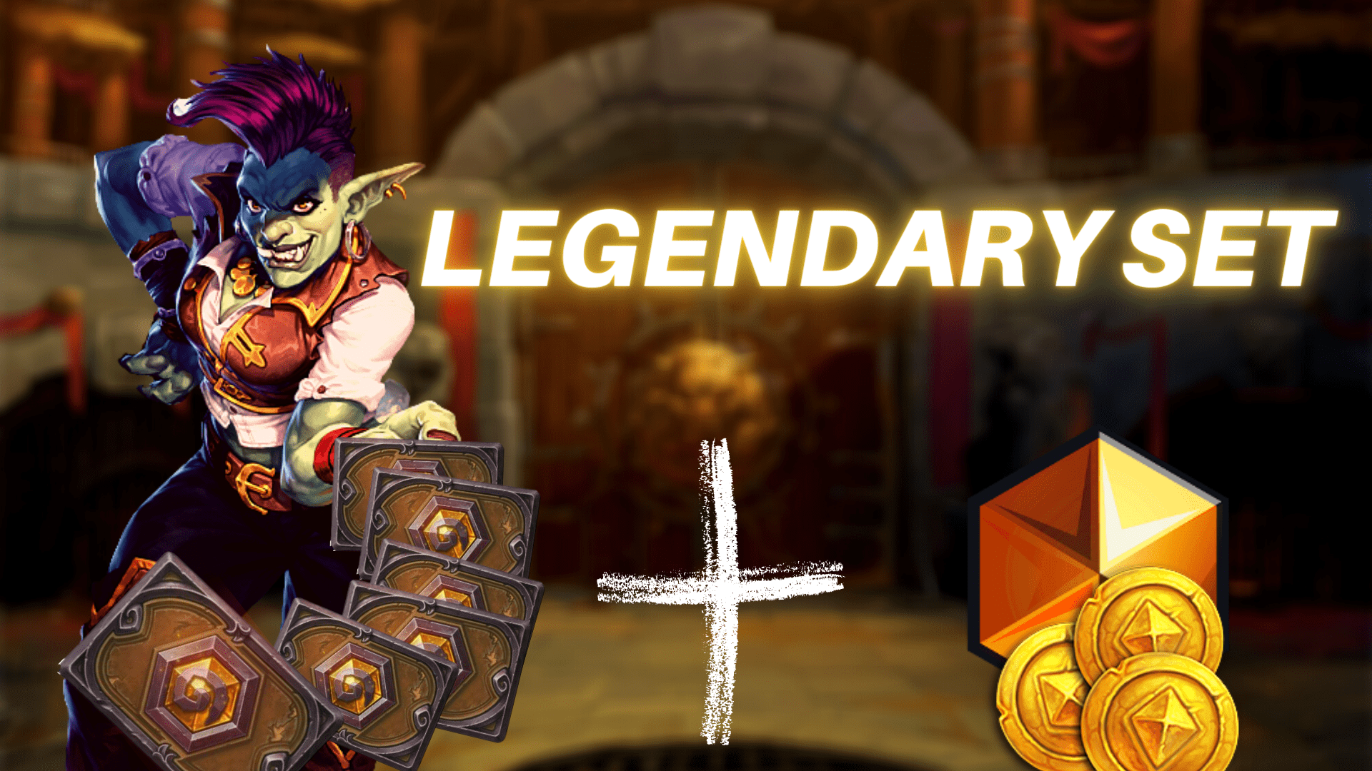 Legendary set Zafari - e2p.com