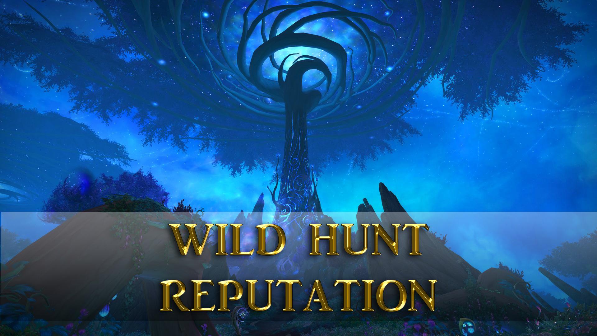 Wild Hunt Reputation GBD - e2p.com