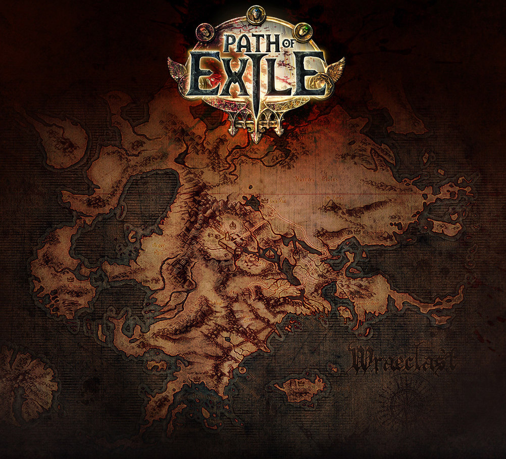 10 Path of Exile Random Yellow Maps - Valdo's Rest Atlas Area GBD - e2p.com