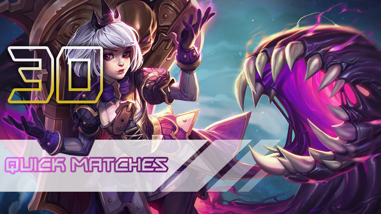 Heroes of the Storm: Quick Matches 30 games GBD - e2p.com