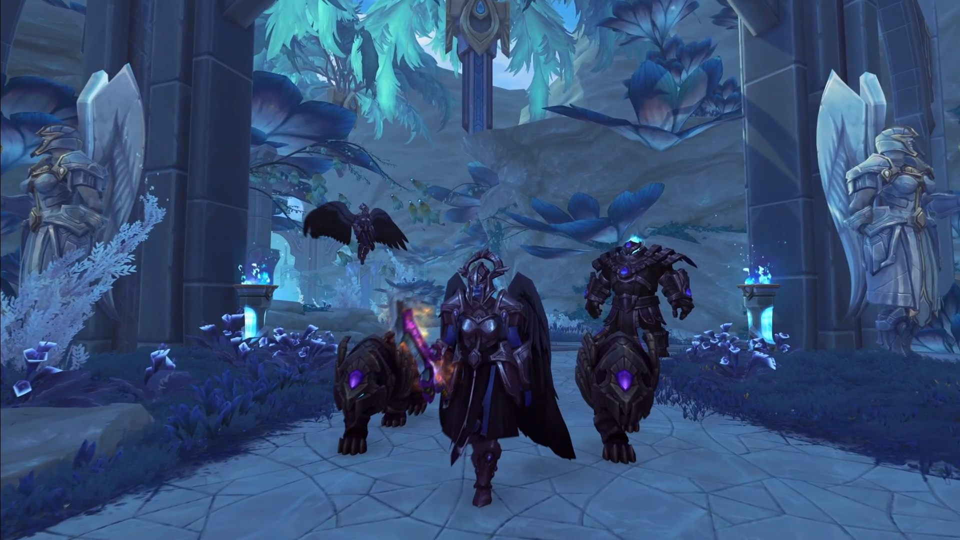 Shadowlands Mythic+ Dungeons GBD - e2p.com
