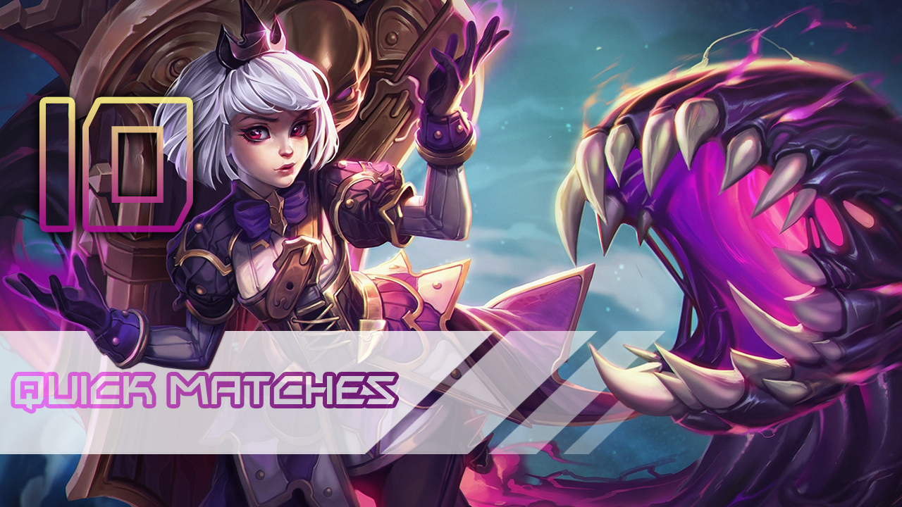Heroes of the Storm: Quick Matches 10 games GBD - e2p.com