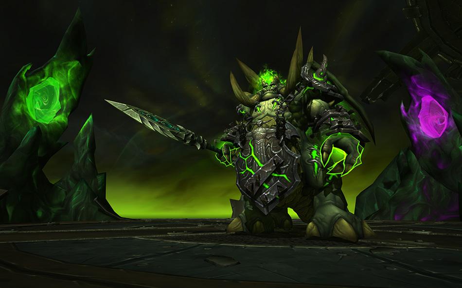 Glory of the Hellfire Raider MythicBooster - e2p.com