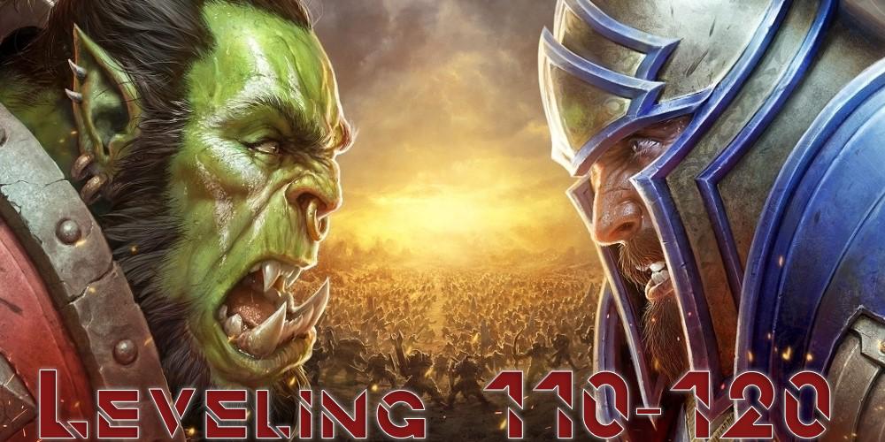 LEVELING 110-120