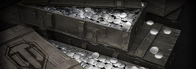 Фарм серебра в рандом боях на премиум танке 7го уровня