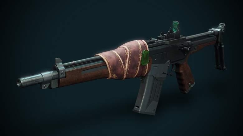 Breakneck --- Precision Auto Rifle (Kinetic)