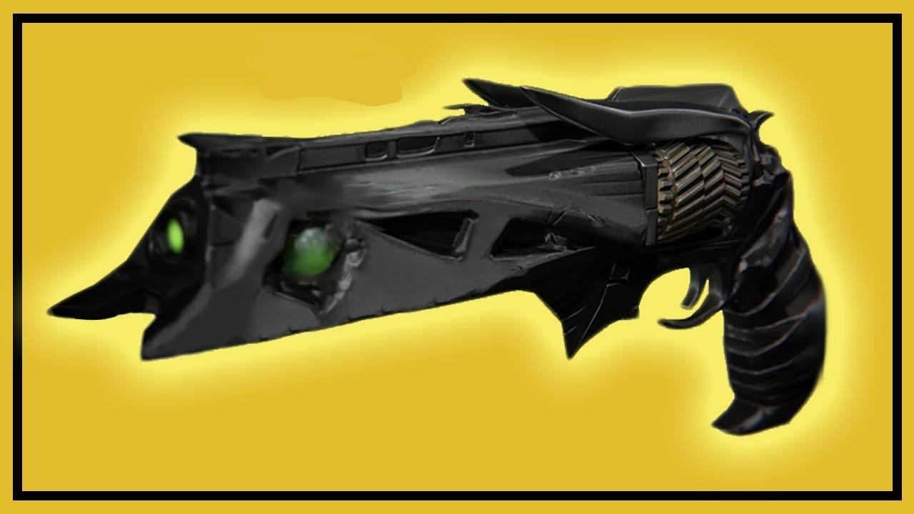 THORN - NEW EXOTIC HAND CANON