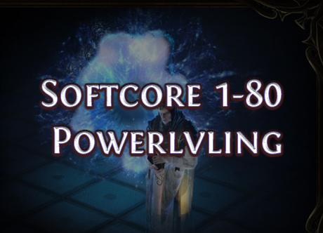Standard Softcore 1-80 Powerlvling
