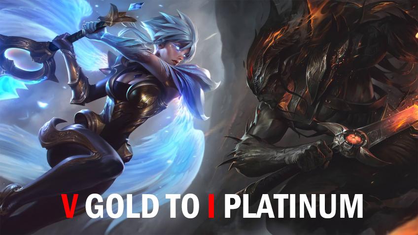 Raiting |  Gold to Platinum