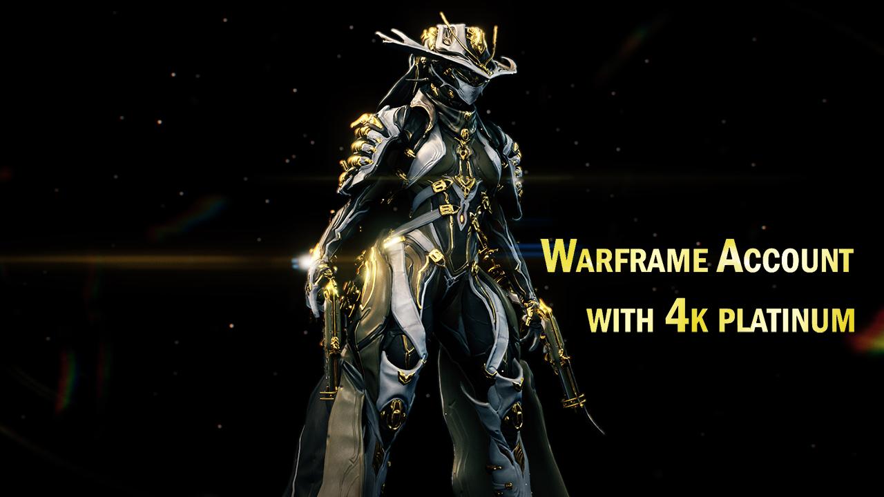 Warframe Account | PC | Low Price |