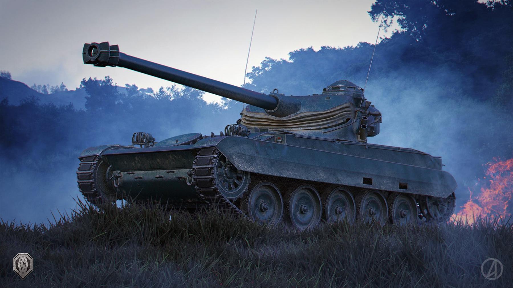 Tanks Leveling 1-10 [Light] WOTHelper - e2p.com