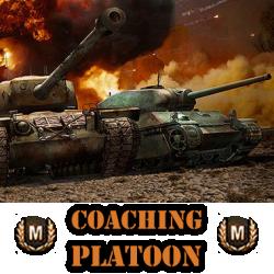 PLATOON COACHING 250 BATTLES WOTHelper - e2p.com