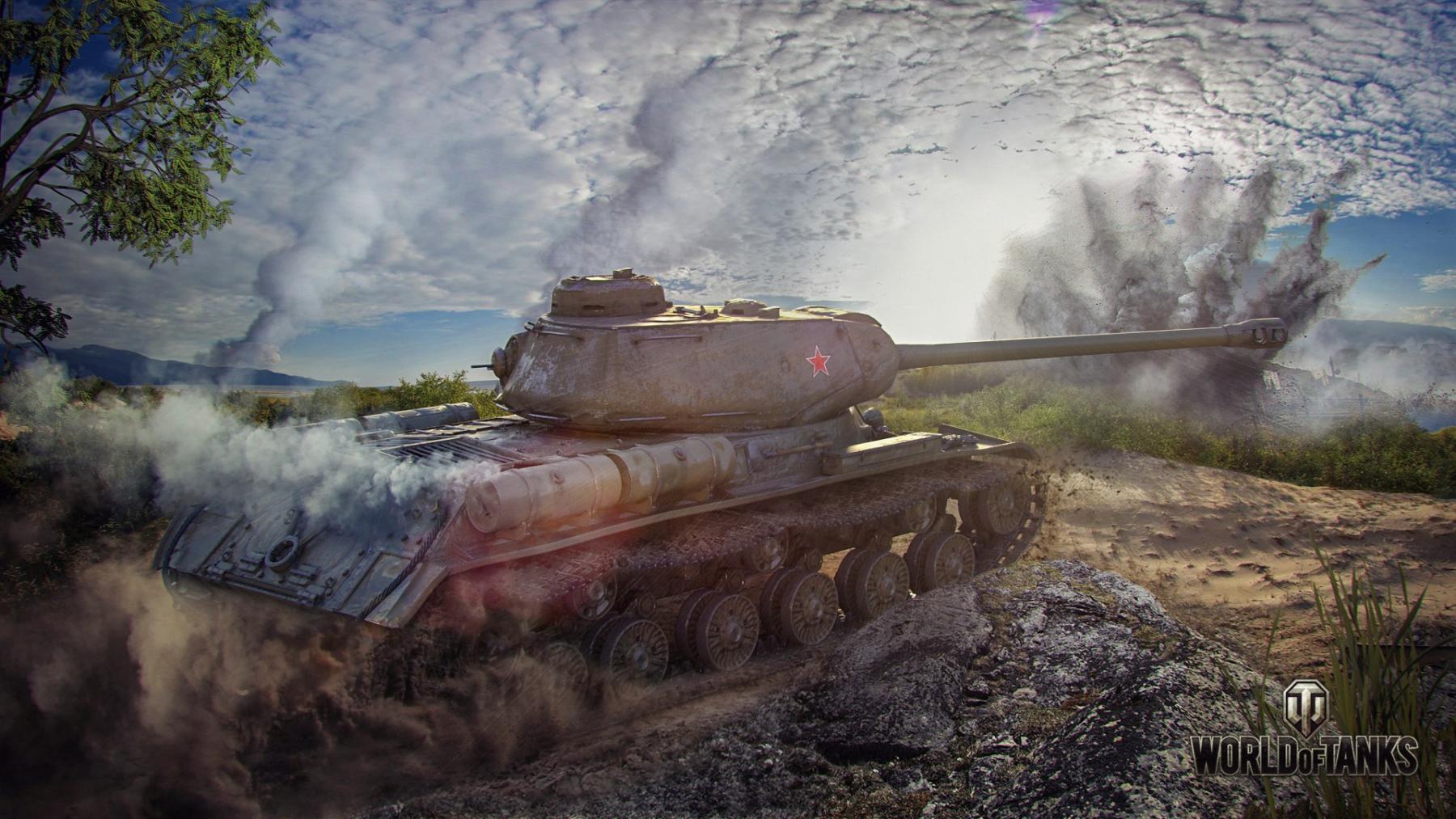 Tanks Leveling 1-7 [Heavy, Medium, PTU-SAU]