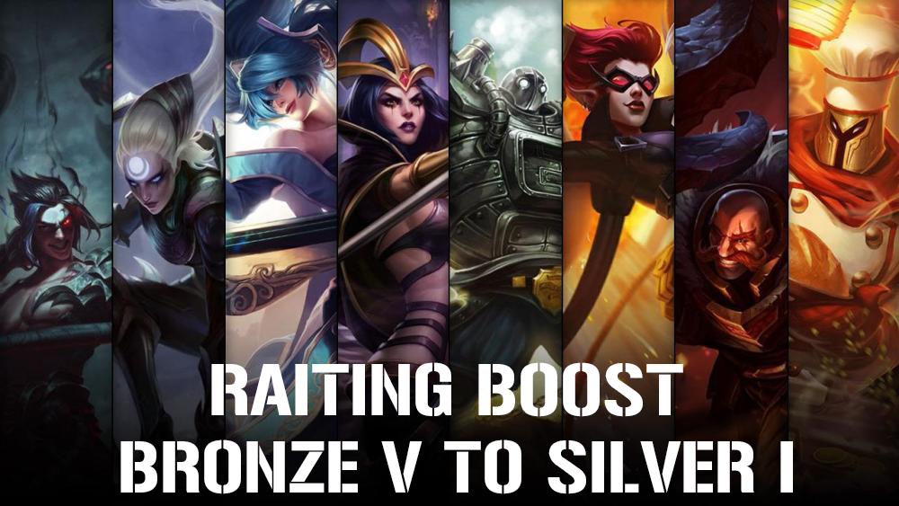 Raiting | Bronze to Silver