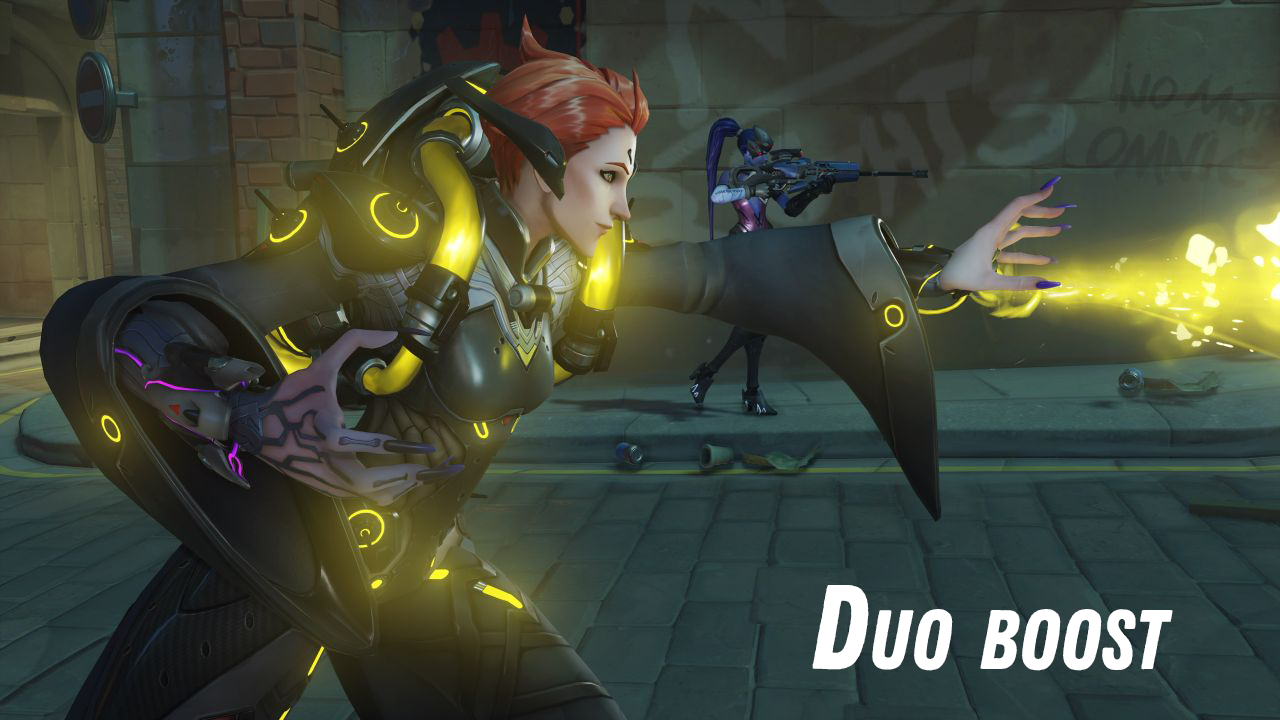 Duo Boost | Bronze to Gold |