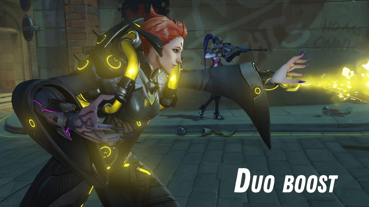 Duo  | Bronze to Gold | Team BOOST - e2p.com