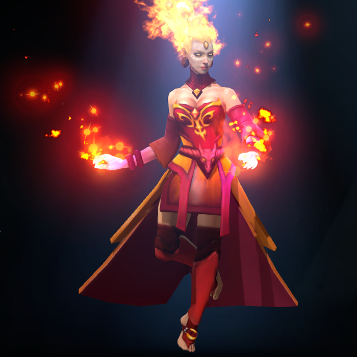 Fiery Soul of the Slayer thesupamida - e2p.com