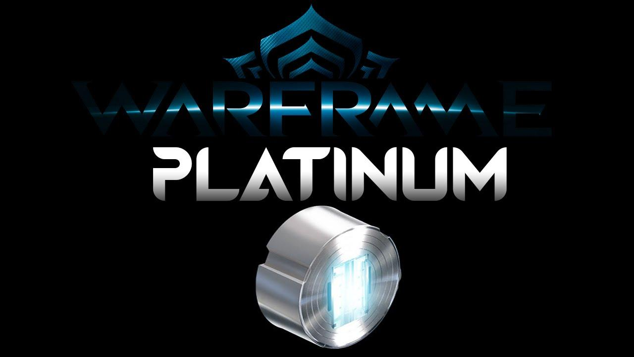 | 2100 Platinum | Warframe | PC |