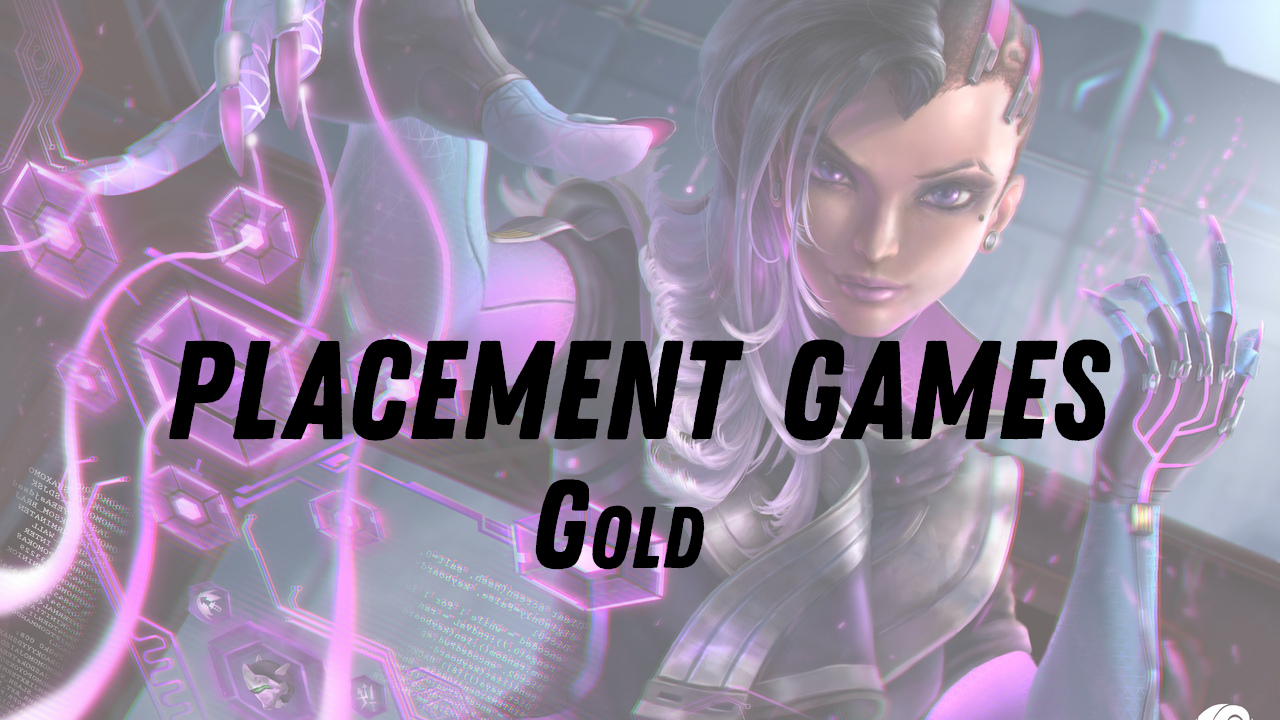 Placement Matches | Your Last season Rank - Gold