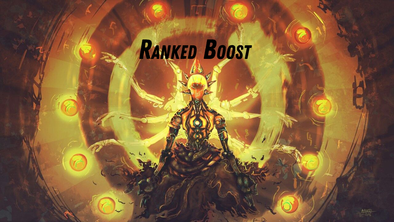 Ranked  | GOLD TO PLATINUM