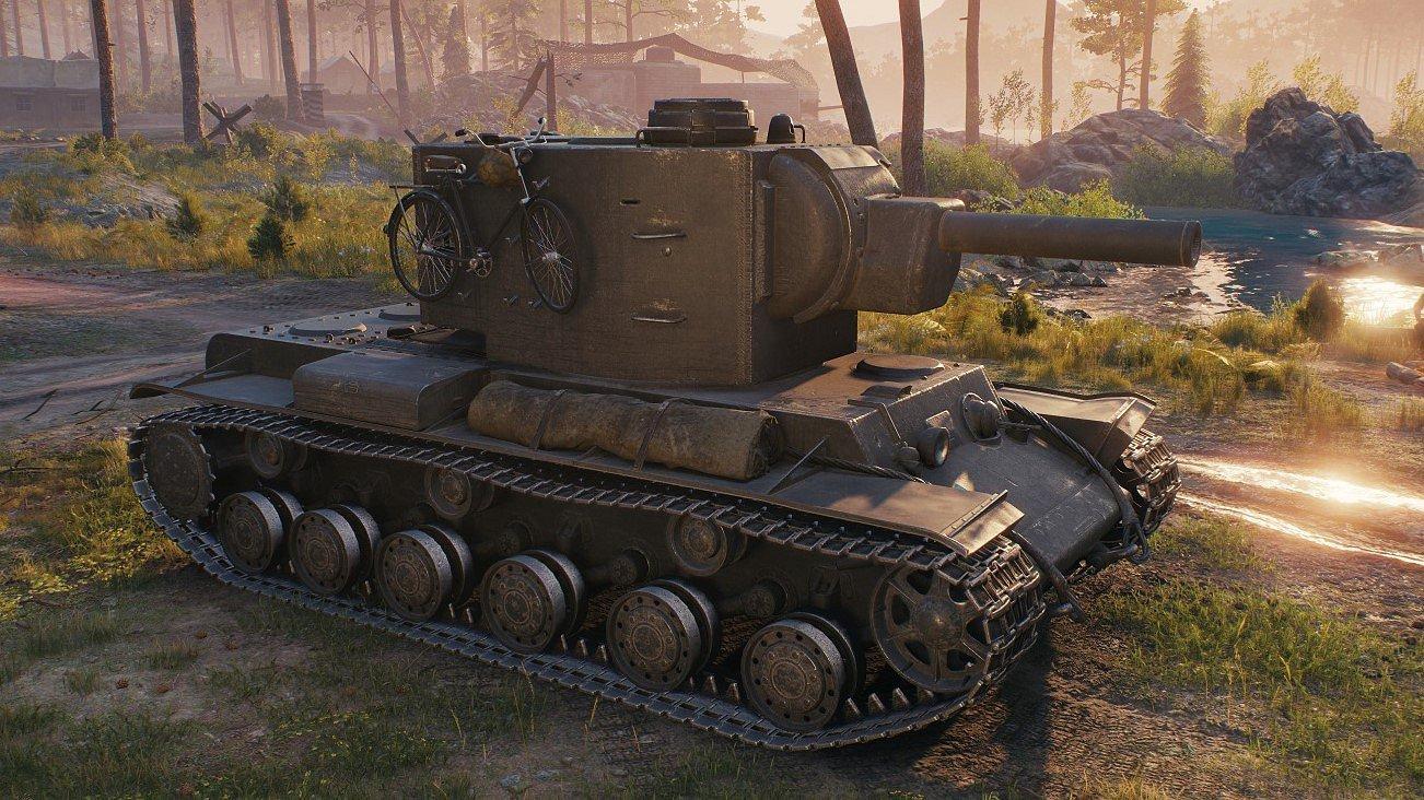 Classic's Beutepanzer KV-2 754(r) Remodel WOTHelper - e2p.com