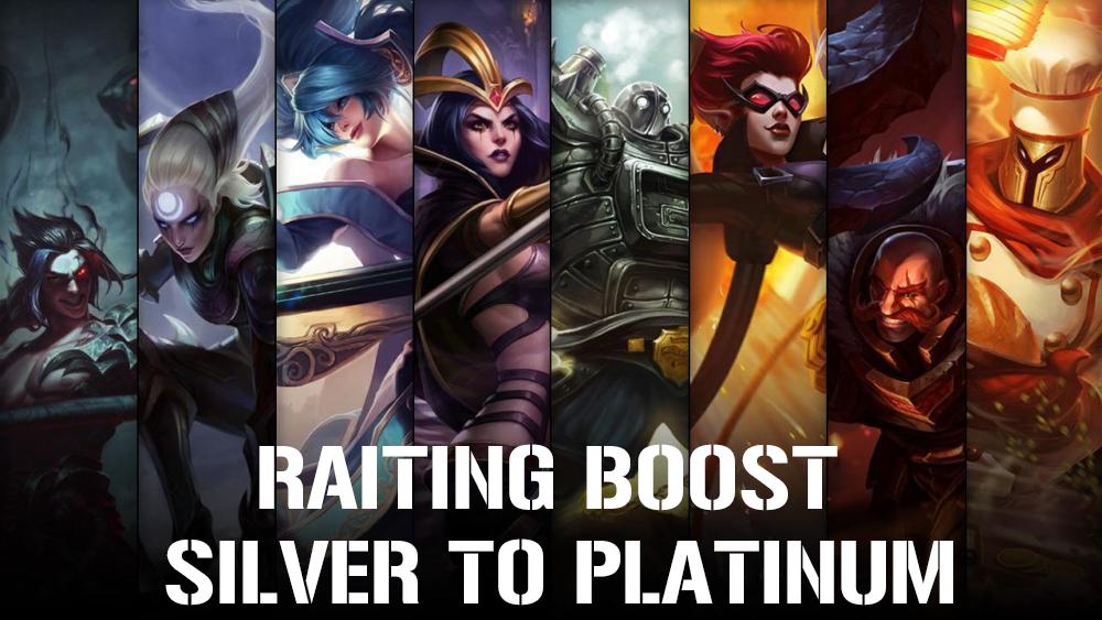 Raiting  | Silver - Platinum | Price per 1 Division MidOrFeed - e2p.com