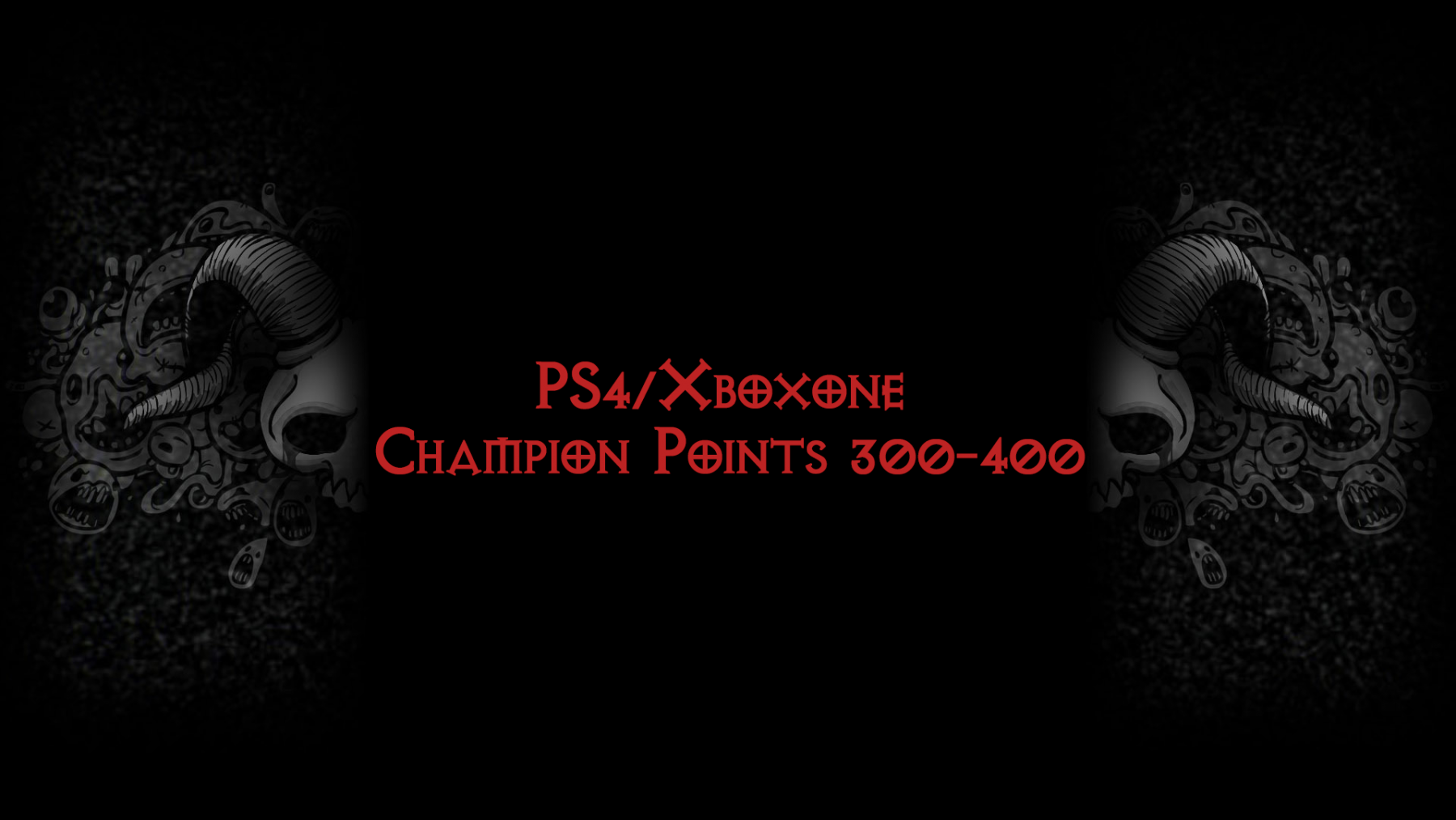 PS4/Xboxone Champion Points 300-400 LeBoosterinho - e2p.com