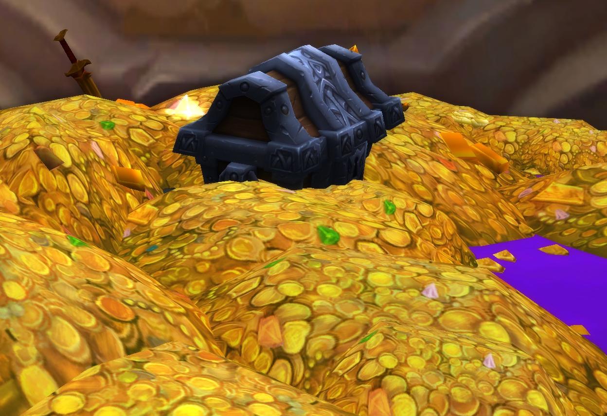 Gold EU horde Ravencrest