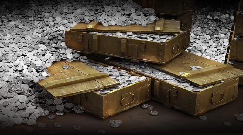 Silver Farming 1.000.000 Tanks4all - e2p.com