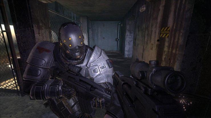 F.E.A.R. 2: Project Origin Lucky777 - e2p.com