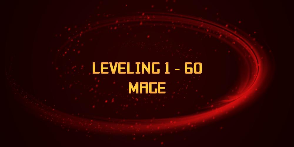 1-60 Leveling for Mage SuperBooster - e2p.com