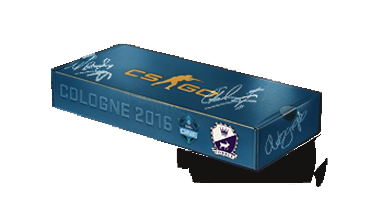 Cologne 2016 Cobblestone Souvenir Package SalmonHunter - e2p.com