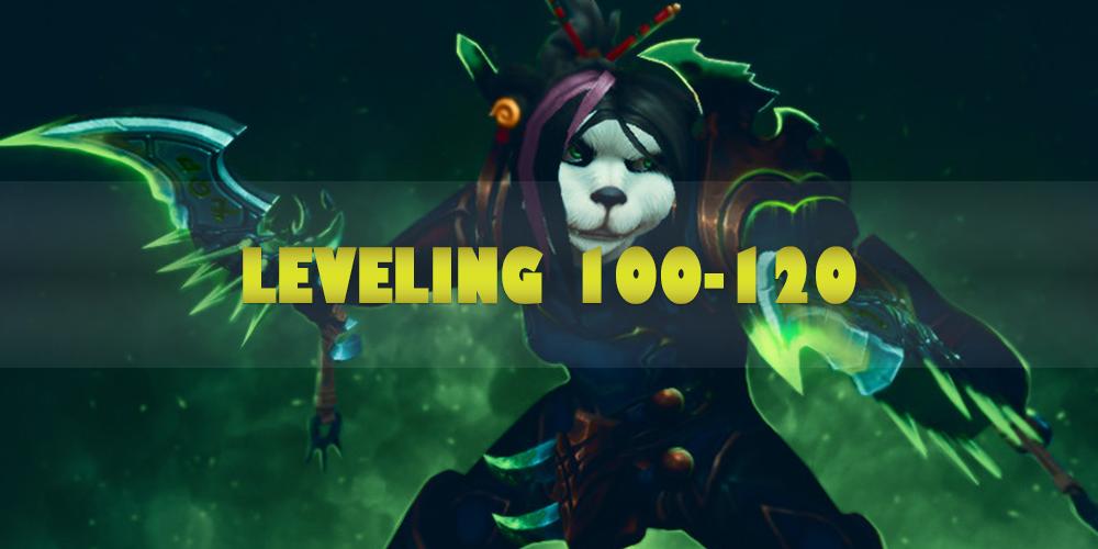 BFA Leveling 100-120 Anwent - e2p.com